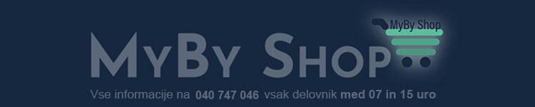 Spletna trgovina MyBy Shop